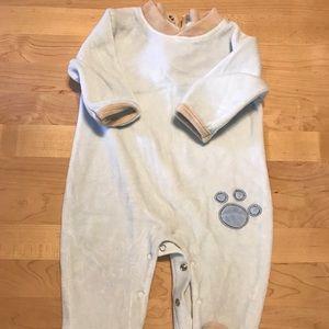 Carters Baby Footie Jumpsuit/Pajamas